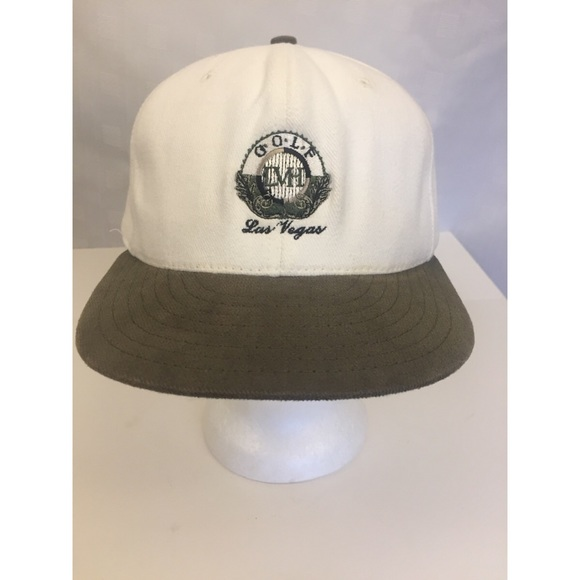 MENS NIKE GOLF BALL CAP LIKE NEW LAS VEGAS GOLF 00a9908da079